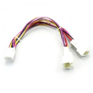 Y-разветвитель Toyota small Y cable (YT-TYY) 6+6pin