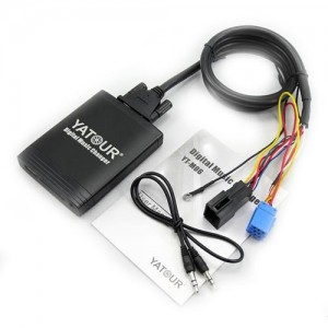 MP3 USB адаптер YATOUR YT-M06 SKODA VW8