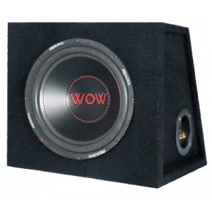Автосабвуфер Prology WOW BOX 1200