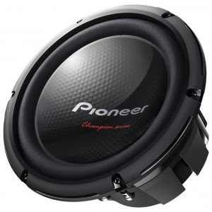 Автосабвуфер Pioneer TS-W260S4