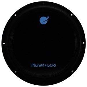 Автосабвуфер Planet Audio AC10D