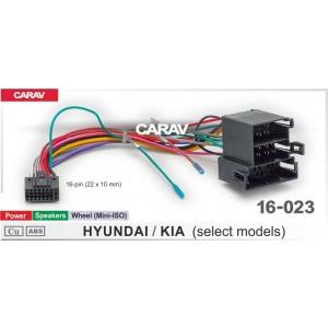 ISO переходник CARAV 16-023 для Hyundai