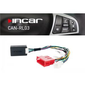 Адаптер рулевого управления INCAR CAN-RL03 для Renault, Lada, Nissan