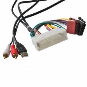 ISO переходник INCAR ISO HY-04A для Hyundai