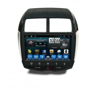 Штатная автомагнитола на Android NONAME для Mitsubishi ASX, PEUGEOT 4008, CITROEN C4 2010-2015