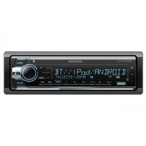 Автомагнитола KENWOOD KDC-X5100BT