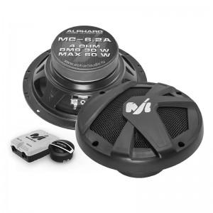 Автоакустика ALPHARD MACHETE MC-6.2A