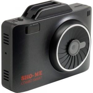 Видеорегистратор автомобильный с радар-детектором SHO-ME COMBO SMART
