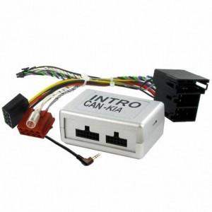 Адаптер рулевого управления INTRO CAN-KIA JVC для Kia, Hyundai