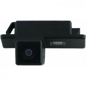 Штатная камера заднего вида INCAR VDC-083 для Peugeot
