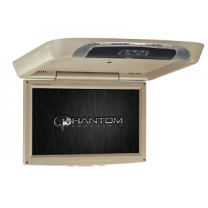 Автомобильный потолочный монитор Phantom S-1700S