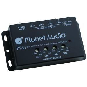 Активный разветвитель видеосигнала Planet Audio PVA4