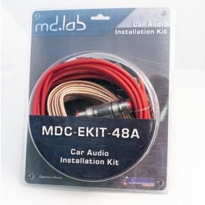 Набор для подключения усилителей MD.LAB MDC EKIT-48A