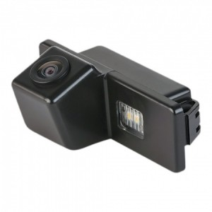 Штатная камера заднего вида MYDEAN VCM-306C для Peugeot 301 (2013-), 308SW (2008-), 308CC (2008-), 3008 (2009-) / CITROEN C5 (2008-), C-Elysee (2013-)