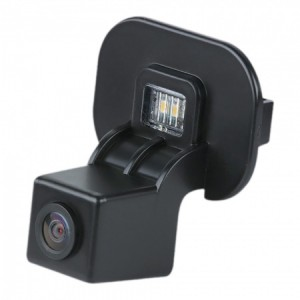 Штатная камера заднего вида MYDEAN VCM-333C для Hyundai Solaris sedan (2010-) / KIA Cerato (2009-2012), Venga (2010-), Toyota Corolla (2011-2012)
