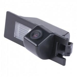 Штатная камера заднего вида MYDEAN VCM-418C для HYUNDAI Solaris hatch (2011-), i30 (2012-) / KIA Rio hatch (2011-), Cee'd (2012-), Pro Cee'd (2007-2013)