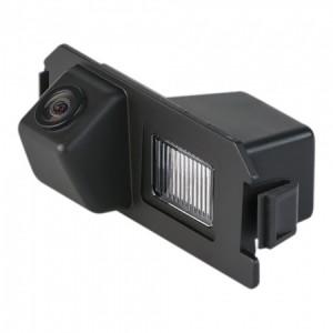 Штатная камера заднего вида MYDEAN VCM-332C для Hyundai i30 (2007-2012) / KIA Soul (2009-), Picanto (2011-)