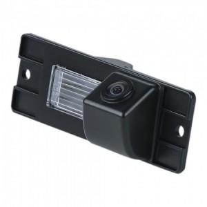 Штатная камера заднего вида MYDEAN VCM-316C для Mitsubishi Pajero IV (2006-), Pajero Sport (1998-2008)