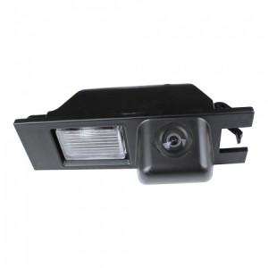 Штатная камера заднего вида MYDEAN VCM-420C для Opel Astra H (2004-2009), Astra J (2009-), Insignia (2008-), Zafira (2006-2012)