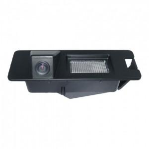 Штатная камера заднего вида MYDEAN VCM-421C для Renault Logan (2009-), Sandero (2009-)