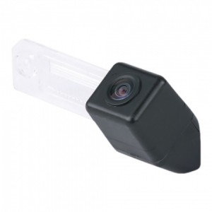 Штатная камера заднего вида MYDEAN VCM-385C для Skoda Superb (2008-)