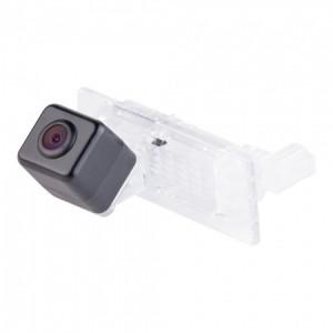 Штатная камера заднего вида MYDEAN VCM-440C для VOLKSWAGEN Jetta (2011-), Polo sedan (2012-), Tiguan (2014-) / SKODA Octavia (2013-), Superb (2013-), Fabia (2013-), Rapid (2014-)