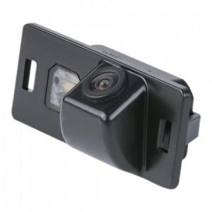 Штатная камера заднего вида MYDEAN VCM-393C для SKODA Fabia (2013-), Yeti (2013-) / VOLKSWAGEN Polo sedan (2015-), Jetta (2015-), Tiguan (2015-)