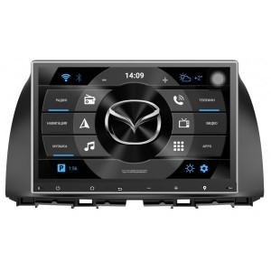 Штатная автомагнитола на Android SUBINI MZD902Y для Mazda CX-5 2011+