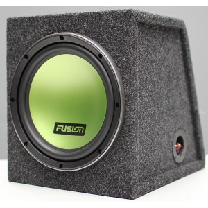 Авто сабвуфер FUSION Electronics CS-SW120 in box