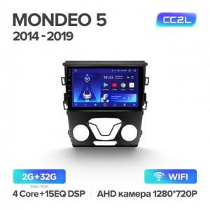 Штатная автомагнитола на Android TEYES CC2L Plus для Ford Mondeo 5 2014-2019