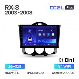 Штатная автомагнитола на Android TEYES CC2L Plus для Mazda RX-8 SE 2003-2008