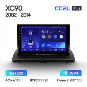 Штатная автомагнитола на Android TEYES CC2L Plus для Volvo XC90 C 2002-2014