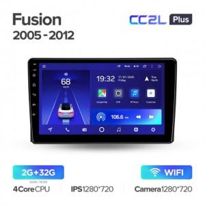 Штатная автомагнитола на Android TEYES CC2L Plus для Ford Fusion 1 2005-2012