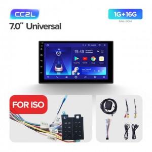 Автомагнитола на Android TEYES CC2L универсальная 7