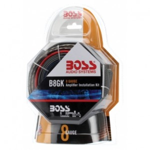 Набор для подключения усилителей BOSS AUDIO B8GK