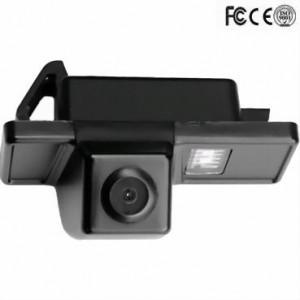 Штатная камера заднего вида INCAR VDC-023 для Nissan, Geely, Peugeot, Mercedes-Benz, Volkswagen