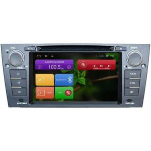 Штатная магнитола на Android REDPOWER 21082 для BMW 3 серии
