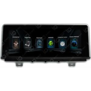 Штатная магнитола на Android IQ NAVI T44-1102C для BMW 3ER (F30 / F31 / F34) (2011+), 4ER (F32 / F33 / F36) (2011+)