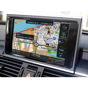 Видео интерфейс GAZER VC500-MMI/3G для Audi, Volkswagen с системой MMI 3G, MMI 3G+, MMI 4G