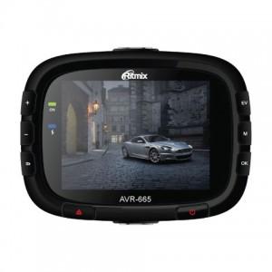 Видеорегистратор автомобильный Ritmix AVR-665