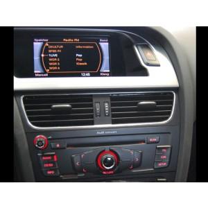 Видео интерфейс GAZER VC500-C/S для Audi с системой Non-MMI Concert / Symphony