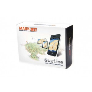 GSM/GPS маяк и трекер STARLINE M17