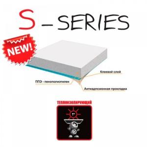 Теплоизолирующие материалы Kicx S8-series new