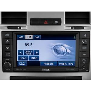 Видео интерфейс Gazer VC700-MYGIG для Dodge, Chrysler, Jeep с системой MYGIG