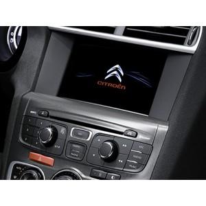 Видео интерфейс Gazer VC700-RT6 для Citroen, Peugeot с установленной системой RT6