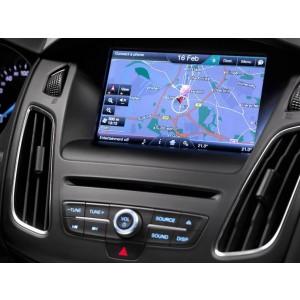 Видео интерфейс Gazer VC700-SYNC2 для Ford с системой Ford Sync2