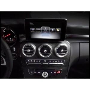 Видео интерфейс Gazer VC500-NTG50/51 для Mercedes-Benz с системами NTG 5.0, NTG 5.1 и Audio 20 (NTG 5.0/5.1)