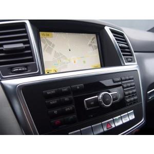 Видео интерфейс Gazer VC500-NTG45 для Mercedes-Benz с системами NTG 4.5, Audio 20 (NTG 4.5), Audio 50 (NTG 4.5)