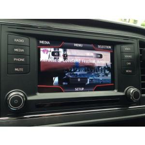 Видео интерфейс Gazer VC500-MIB/VAG для Seat, Skoda, Volkswagen с системой MIB High