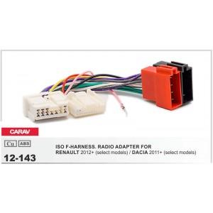 ISO переходник CARAV 12-143 для Renault